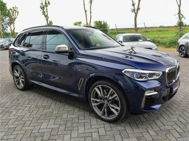 BMW X5 M50d M-Sportpakket Laser-LED H&K Pano Head-Up Swarovski Comf.Zetels 22-Inch! afbeelding 7