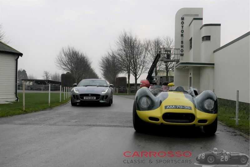 Jaguar Lister Knobbly Evocation RHD afbeelding 15