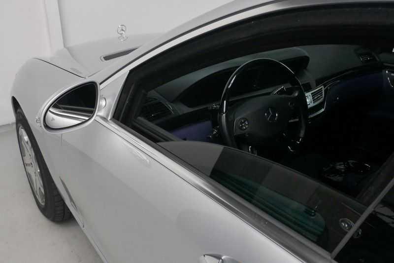 Mercedes-Benz S-Klasse 600 GUARD VR7 afbeelding 10