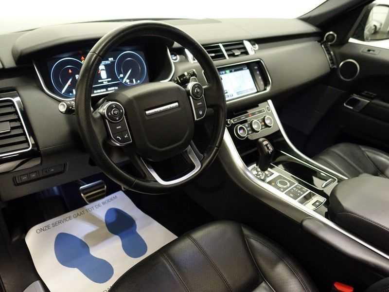 Land Rover Range Rover Sport 3.0 TDV6 HSE Dynamic Aut, Panoramadak, Leer, Navi, Camera afbeelding 21
