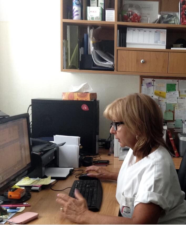 General practitioner during the research