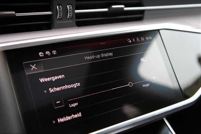 Audi A6 Avant 55 TFSIe Competition PANO.DAK+S-STOELEN+HEAD-UP afbeelding 18