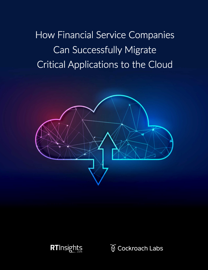 How Financial Services & Banks Can Migrate to the Cloud | Cockroach Labs