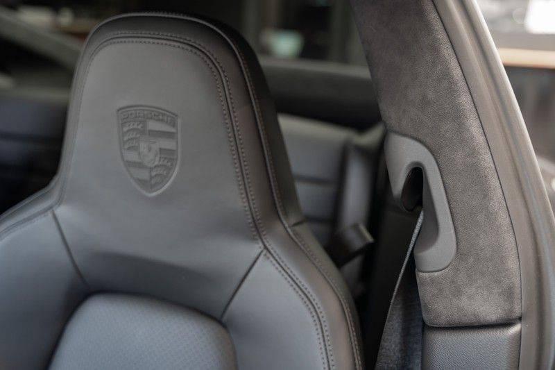 Porsche 911 992 S Sport Design Pakket Sport Chrono Sport Uitlaat Bose Pano 3.0 Carrera S Led Matrix Lift Alcantara Hemel afbeelding 21