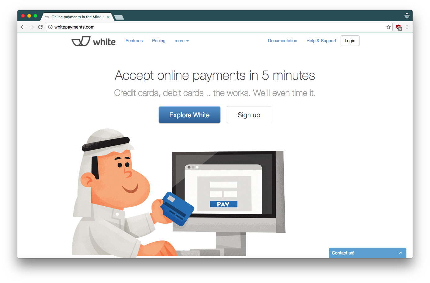 White Payments