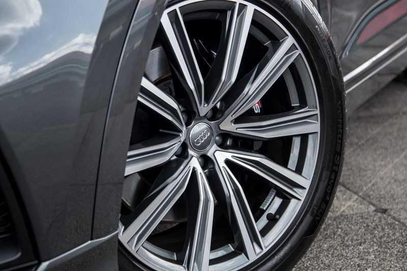 Audi SQ8 4.0 TDI quattro | 435PK | Sportdifferentieel | B&O | Alcantara hemel | Assistentiepakket Tour & City | Vierwielbesturing afbeelding 18