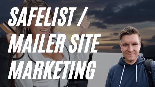 Safelist Marketing