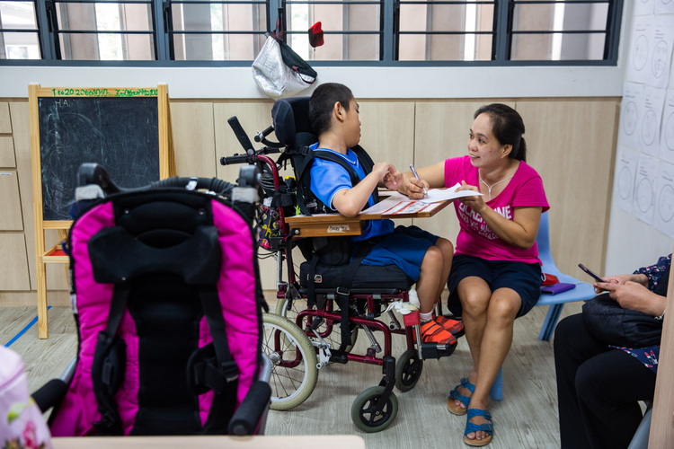 Domestic helpers play a crucial role in caring for children with special needs. How do these women navigate life in a foreign land and rise up to becoming resilient caregivers?