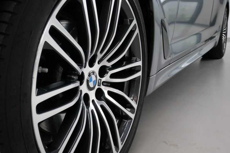 BMW 5 Serie Touring 520d High Executive M-sport afbeelding 16
