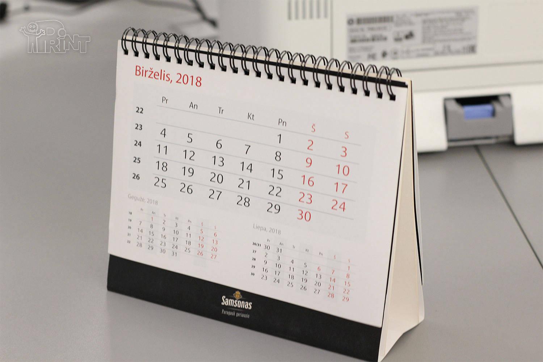 Staliniai pastatomi kalendoriai