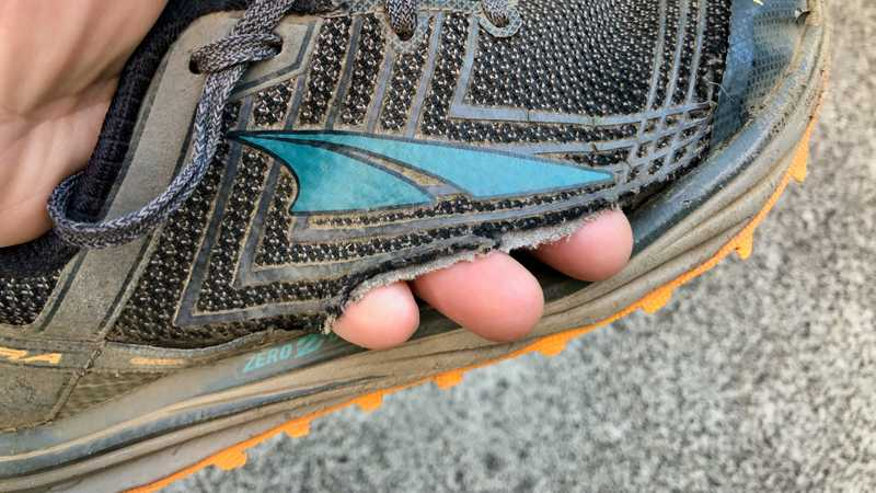 Hole in Altra Timps