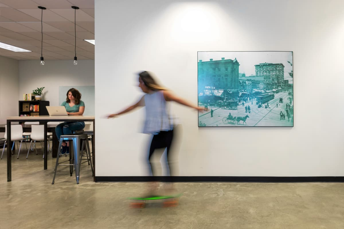 Office hover