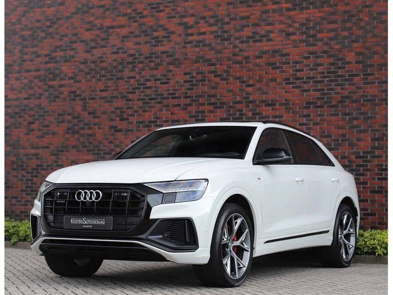 Audi Q8 50TDI Quattro *22'*Pano*B&O*Standkachel*Soft-Close* afbeelding 6