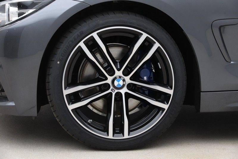 BMW 4 Serie Gran Coupé 420i High Executive M-sport afbeelding 21