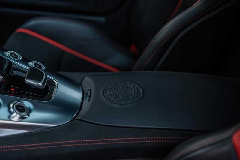 Mercedes-Benz AMG GT 4.0 S, 510 PK, Sportuitlaat, AMG Dynamic Plus, Keramiek, Schaalstoelen, DAB, Carbon, Pano/Dak, UNIEK!! afbeelding 21