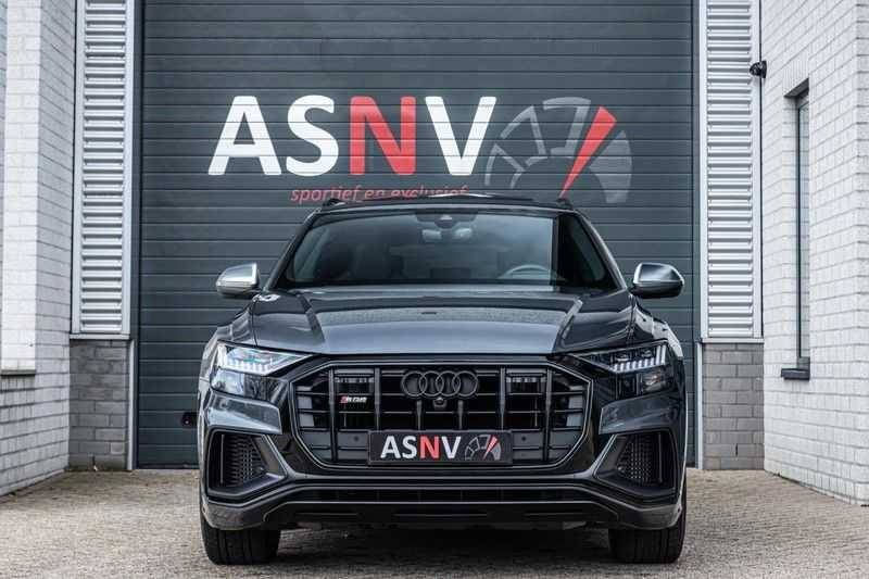 Audi SQ8 Quattro Pro Line S , 435 PK, Black/Optic, Head/Up, Pano/Dak, Valcona/Leder, S/Sportstoelen, 2020, 25DKM!! afbeelding 25