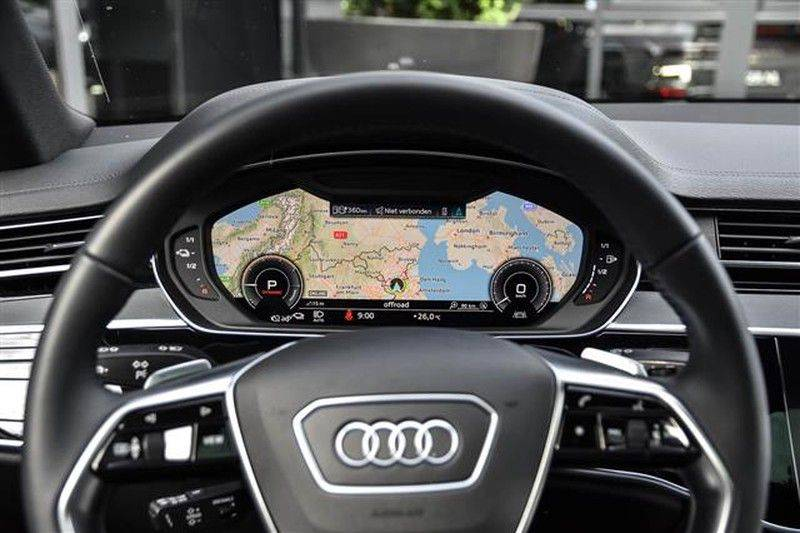 Audi A8 60 TFSI E HYBRID MASSAGE+4WSTURING+360CAMERA afbeelding 23