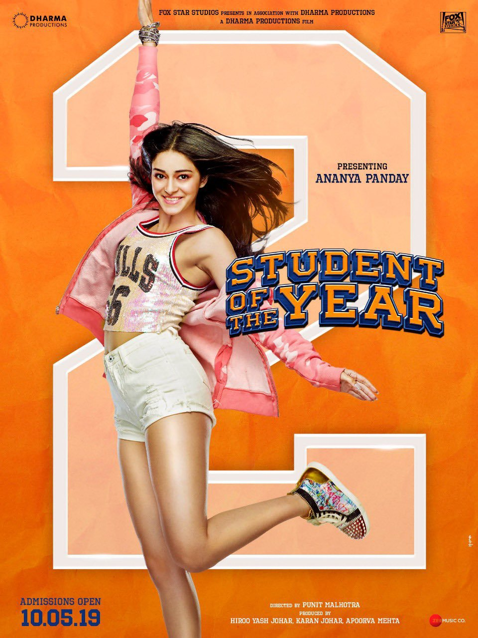 Student Of The Year 2 Ananya Panday