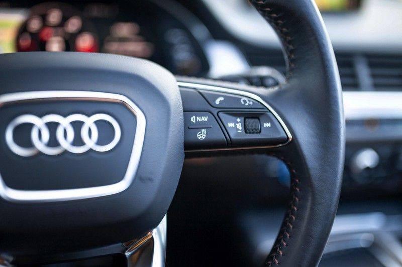 Audi SQ7 4.0 TDI Quattro 7p *4 Wielbesturing / Pano / B&O Advanced / Stad & Tour Pakket* afbeelding 9