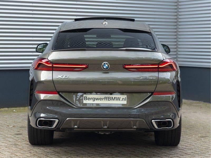 BMW X6 xDrive40i High Executive - M-Sport - Trekhaak - Head-up - Driving Ass Prof afbeelding 6