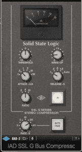 SSL Bus Compressor PlugIn