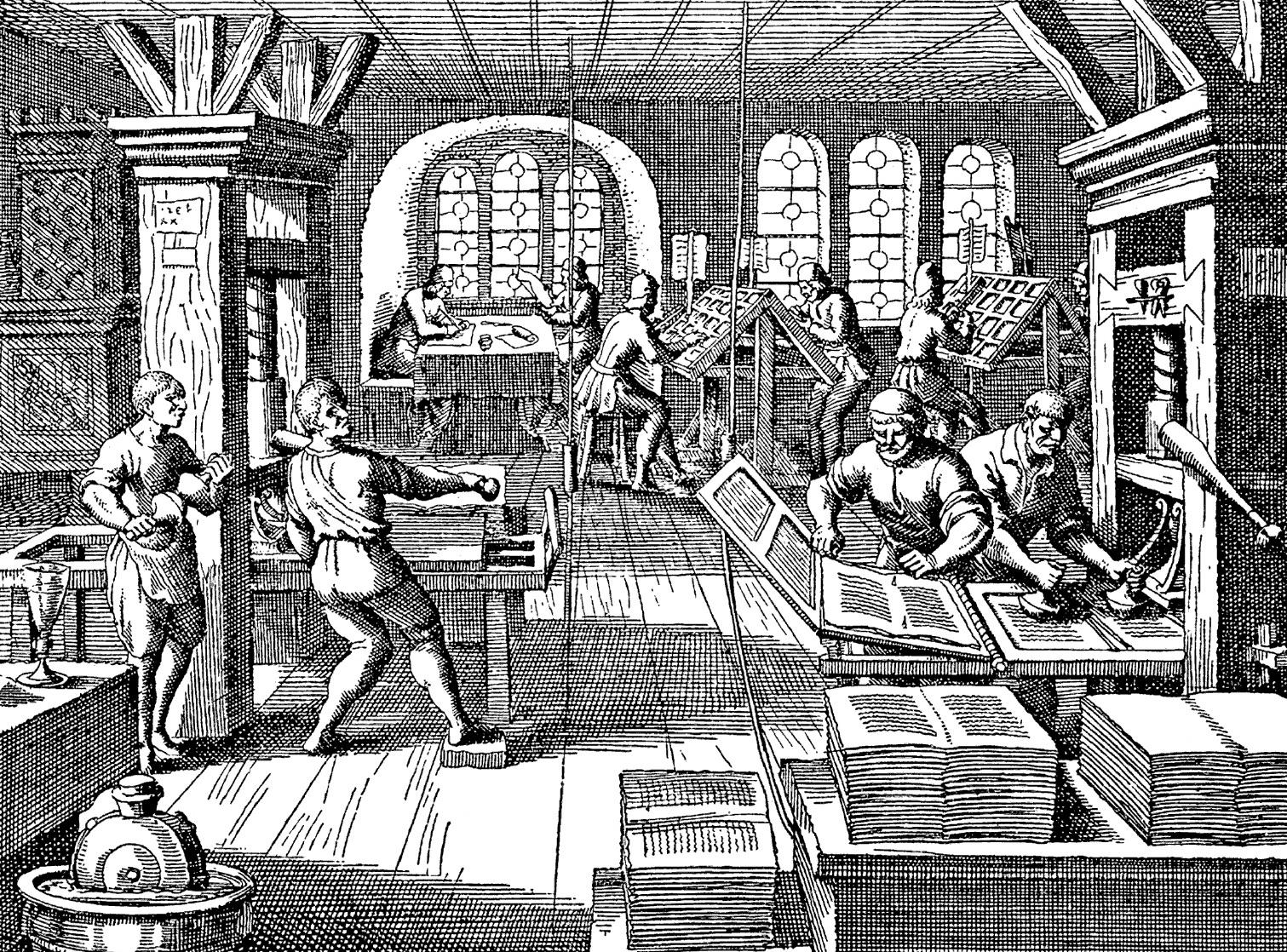A picture of Aldus Manutius