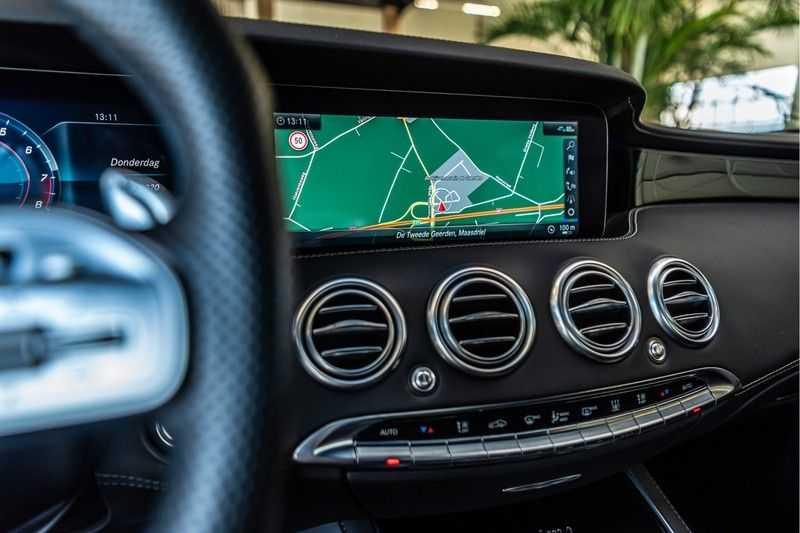 Mercedes-Benz S-Klasse Coupé 63 AMG 4MATIC+ Premium Plus afbeelding 22