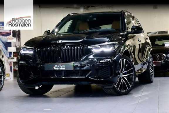 BMW X5 xDrive30d High Ex M-Sport NL 1Eig 22'' Shadow HuD