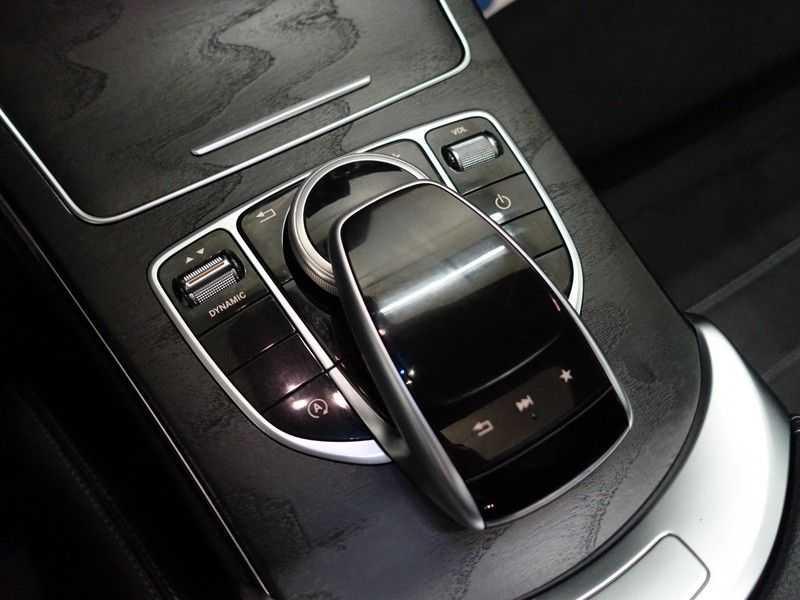 Mercedes-Benz C-Klasse Coupé 300 Prestige 245pk AMG Aut- Panodak, Leer, Camera, Navi, Xenon afbeelding 15