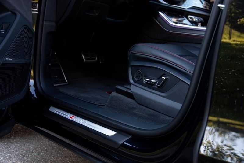 Audi RSQ8 4.0 TFSI RS Q8 quattro RS Dynamic+ designpakket   Carbon Package   360 camera   B&O Advanced   Pano   Beschikbaar vanaf Augustus 2021!! afbeelding 24
