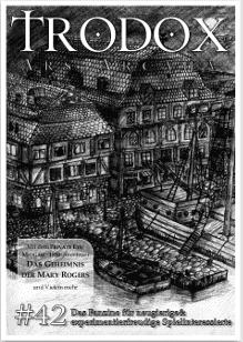 Das Cover von Trodox Nummer 42