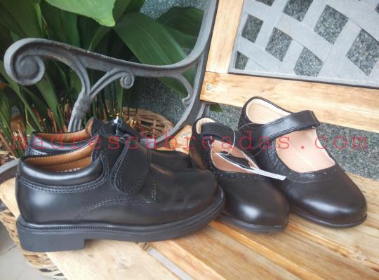 zapatos carrefour colegio