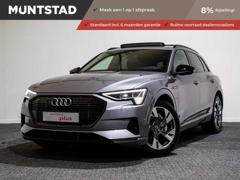 Audi e-tron 50 quattro Business edition Plus Incl. BTW | Pano.Dak | B&O Sound | 8% bijtelling | afbeelding 4