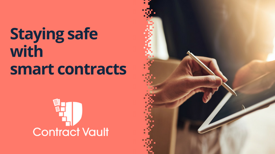 Staying safe with smart contracts