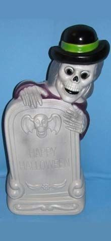 Tombstone With Skeleton photo