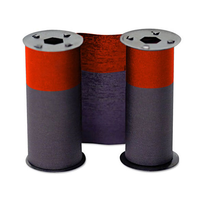 125/150 Ribbon - Blue/Red