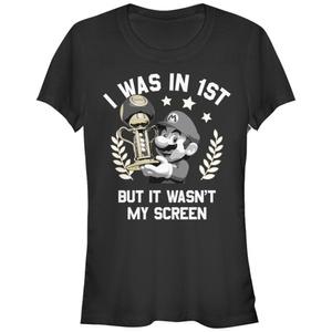 Mario First - T Shirt