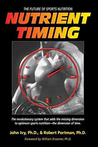 Nutrient Timing: The Future of Sports Nutrition Cover