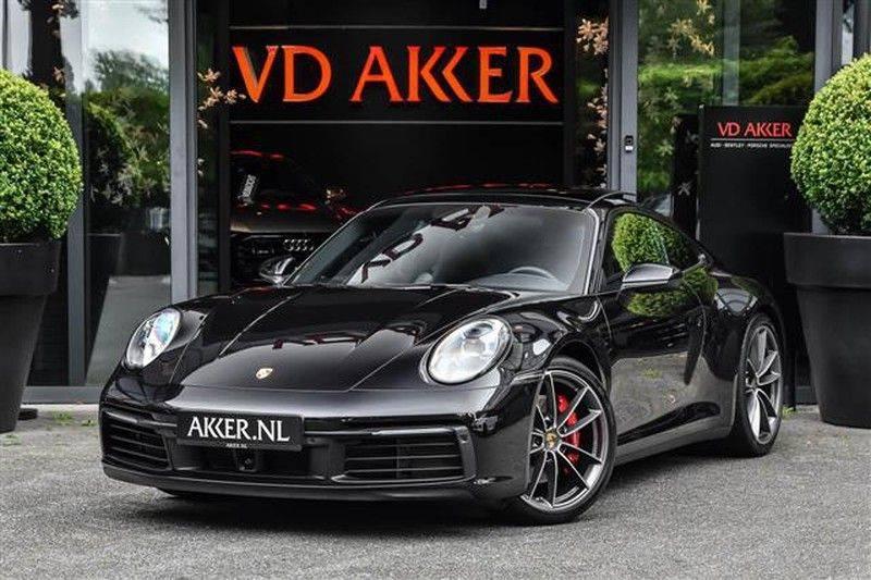 Porsche 911 4S SCH.DAK+4WSTURING+CARBON+ACC+MATRIX LED afbeelding 1