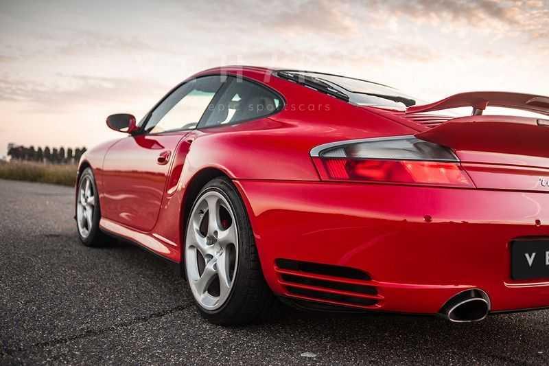 Porsche 911 3.6 Coupé Turbo // Eerste eigenaar // Originele lak afbeelding 6