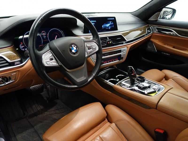 BMW 7 Serie 730d XDrive M-Sport Individual 266pk Aut- Alle mogelijke optie's- nwpr 153.866,- afbeelding 13