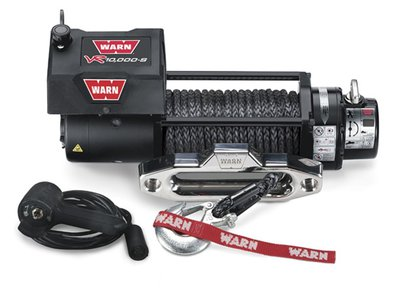 Warn VR10000-S Winch 87840 10000 lb winch
