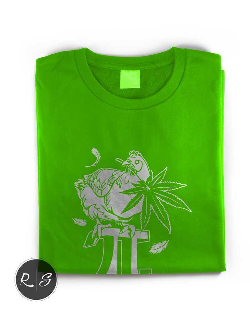 Chicken Pot Pi T- Shirt