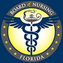 Florida Board of Nursing logo