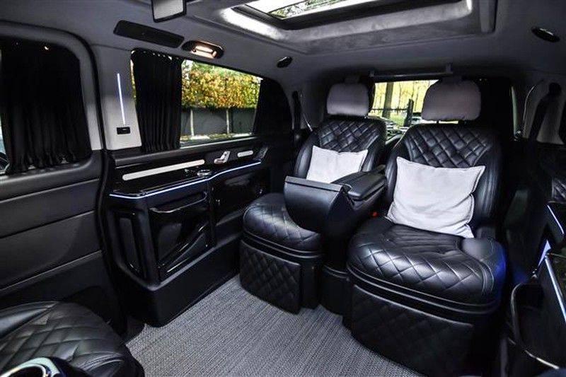 Mercedes-Benz V-Klasse V250D LANG VIP TV+4X CAPTAIN SEATS+CAMERA afbeelding 8