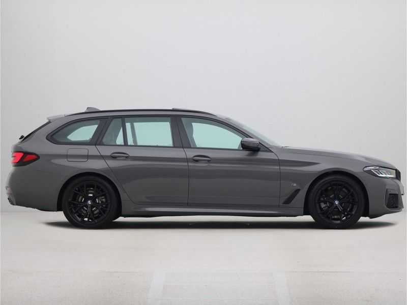 BMW 5 Serie Touring 520i High Executive M-Sport Automaat afbeelding 2
