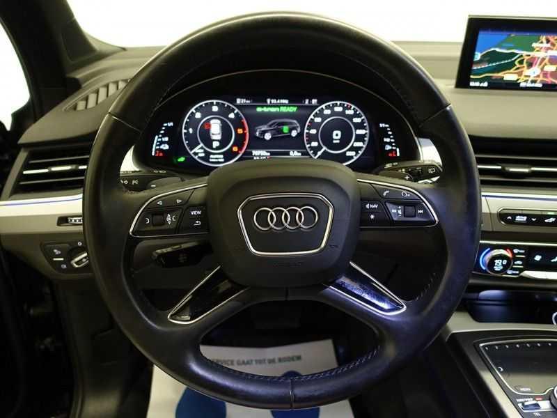 Audi Q7 3.0 TDI e-tron 374pk Quattro [S-Line] Aut- Leer, Virtual Cockpit, 360 Camera, Xenon afbeelding 5