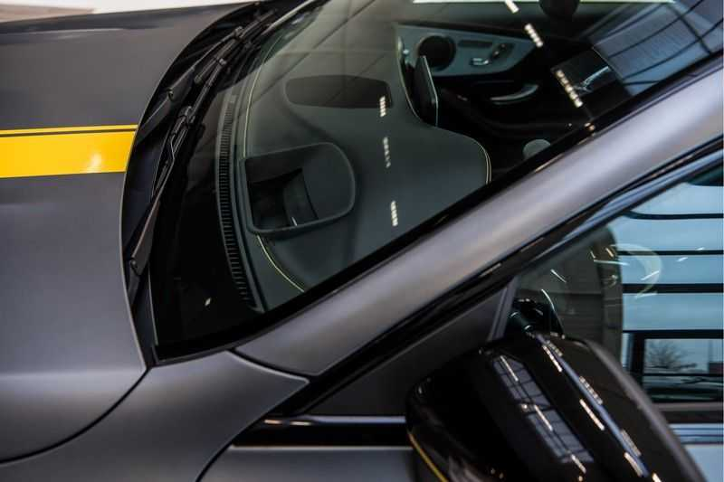 Mercedes-Benz C-Klasse Coupé 63 S AMG Edition 1 Yellow   Keramiek   HUD afbeelding 9