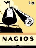 Cover of Nagios System and Network Monitoring