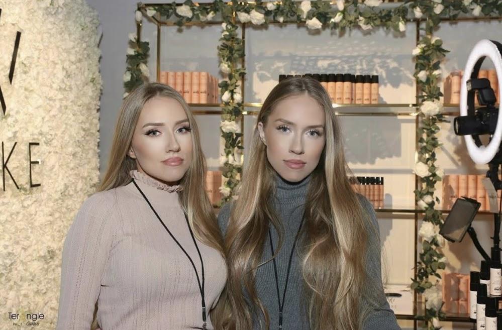 Vike Twins, Alina and Inessa
